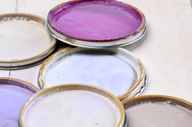 Paint lids Color consultations an interior design service