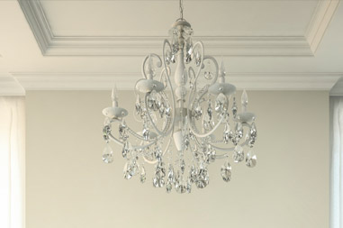Chandelier image Space Planning Interior design service