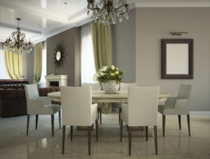 Using the elements of Interior Design to create a beautiful space.