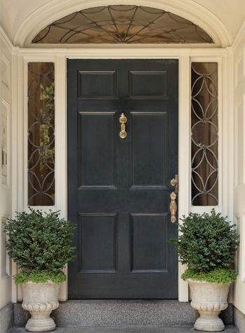 Enhancing curb appeal is a benefit when selling your home or homestaging